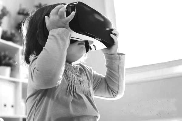 安全第一 VR设备不成熟儿童使用需谨慎