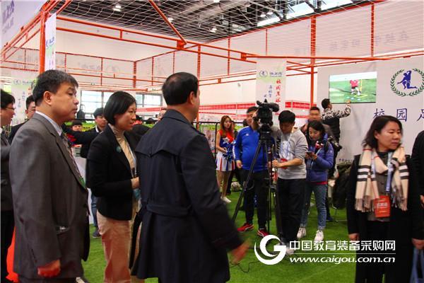 教装人的盛宴 第28届北京教育装备展迎春开幕