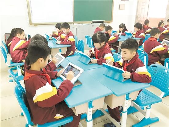 """教育信息化篇:""""互联网+""""助推教育现代化"""