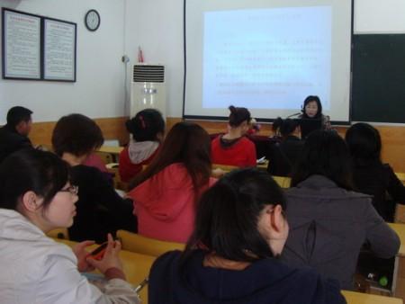 南昌青云谱区举办教育信息技术课题研究专题培训