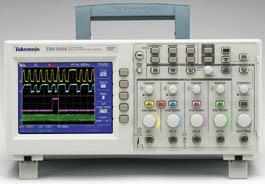 二手数字示波器200MHz  Tektronix TDS2024